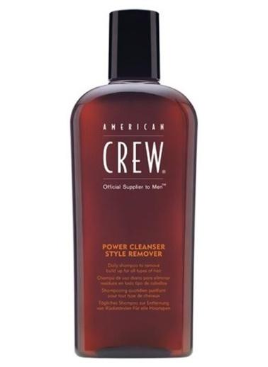 American Crew Power Cleanser Erkek Derin Temizlik şampuanı 250 ml Renksiz